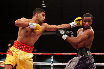 Amir Khan is only 25 years old, but his style and bravery in the ring could be a dangerous combination.