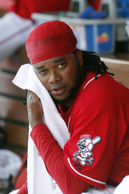 Johnny Cueto won't be left off of any All-Star Rosters in 2013.