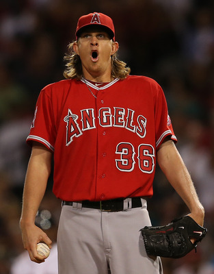 Jered Weaver remains one of the elite pitchers in the game.