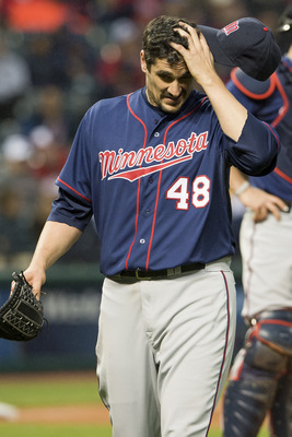 Carl Pavano will be back in Minnesota in 2013.