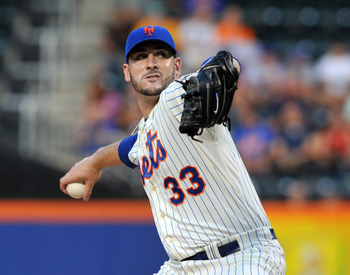 Matt Harvey is a big part of the Mets' future.
