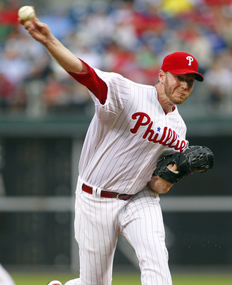 Philadelphia will be counting on Roy Halladay to get back on track in 2013.
