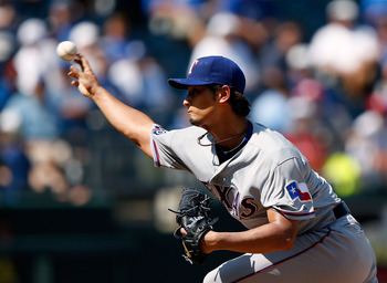Yu Darvish will be expected to improve on a solid rookie campaign in 2013.