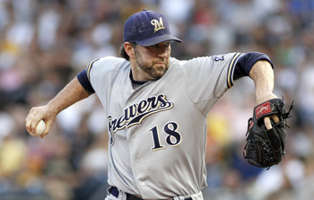 Shaun Marcum will be one of two new faces in Toronto's 2013 rotation.