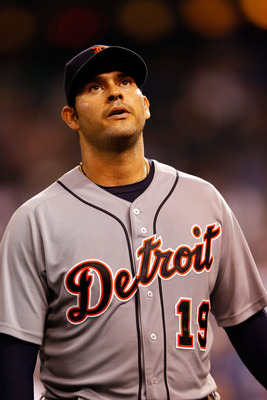 Anibal Sanchez can't wait to get out of the American League.