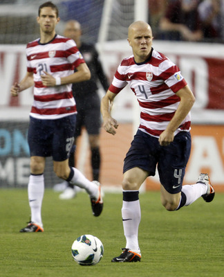 Michael Bradley is out with an injury