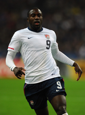 Forward Jozy Altidore