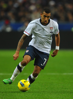 Danny Williams is often employed as a winger