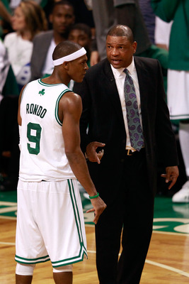 Celtics Coach Doc Rivers will have his team in position for big success in 2012-13.