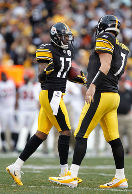 Wallace and Roethlisberger on the same page