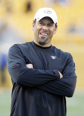 Todd Haley likes his weapons in Pittsburgh