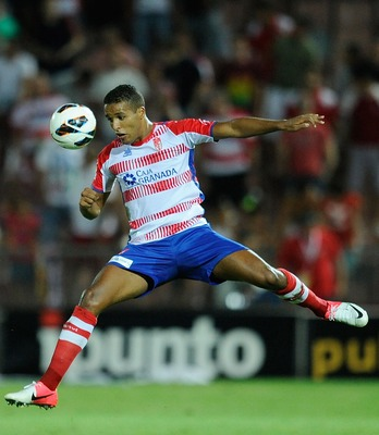 El-Arabi is under pressure to perform.