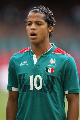 Giovani Dos Santos is an exciting addition.