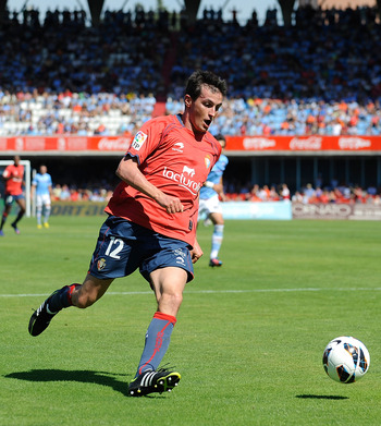 A rejuvenated Joseba Llorente could be pivotal to Osasuna's season.