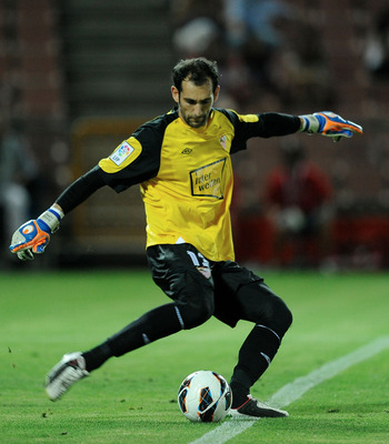 Diego Lopez is one of the best keepers in Spain.