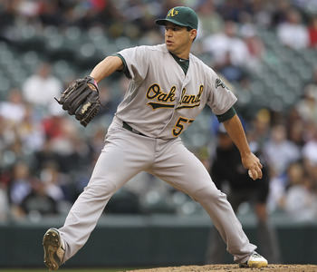 Milone has been solid with the A's all season