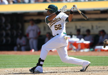 The Cuban Missile launched the A's in the right direction early and often