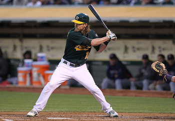 From Day One, Josh Reddick has been the stabilizing force for the 2012 A's