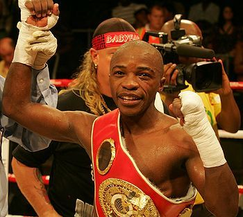 Mthalane won the IBF flyweight title in 2009.