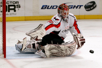 Braden Holtby looks to improve on his improbable 2012 playoff run.