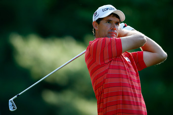 Padraig Harrington knows how to win on the biggest stages