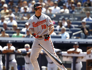 After having struggled throughout his big-league career, Chris Davis seems to have found his groove in Baltimore.