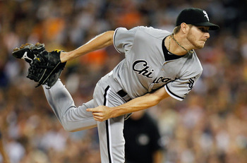 Chris Sale has 15 wins and 162 strikeouts to his credit this year.