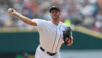 Max Scherzer has given the Tigers a nice 1-2 punch at the top of the rotation.