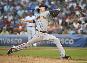 Tim Lincecum's 8-14 record is probably the most surprising stat of any player in MLB.