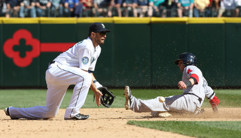 Dustin Ackley isn't having as great of a second year as many would have thought.