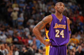 As long as Kobe Bryant is a Laker, this will be his team.