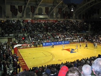 College Basketball 13 Of The Best Court Designs In