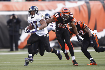 The Bengals struggled to contain Ray Rice in both of last year's meetings.