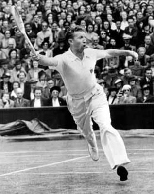 Photo @ Tennis Express Blog: Don Budge