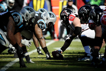 The Falcons are just one of the teams in the way of the Panthers quest for postseason glory