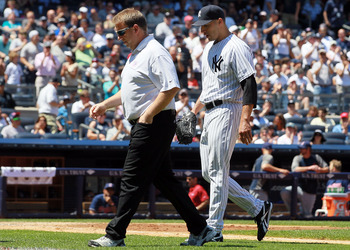 Andy Pettitte's injury has helped push Garcia into the Yankees' No. 3
