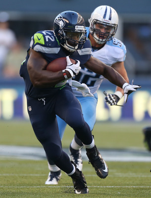 No Marshawn Lynch means Robert Turbin is going off in Week 1. Watch for the Seattle injury report.