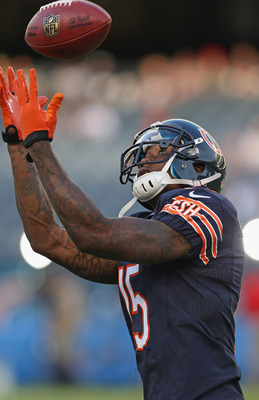 Forget Brandon Marshall's tendency to have a run-in with the law. At least for Week 1.