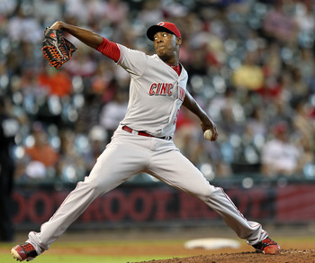 Closer Aroldis Chapman has been almost unhittable over the last two months.