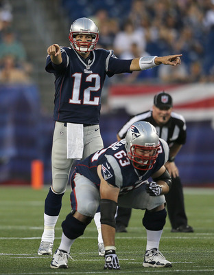 Brady knows how to command a team to victory