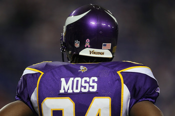 Moss: In his Viking days