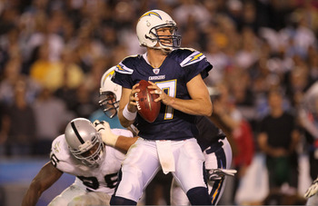 Philip Rivers has displayed dominance over Oakland thus far in his career. It stands to reason that his excellence will continue.