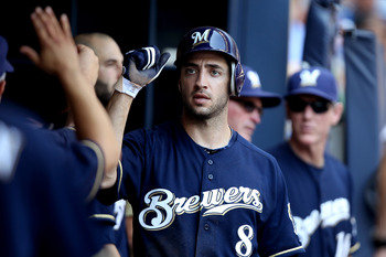 After you pad every offensive category with Ryan Braun, which stats should you target in the rest of your draft?