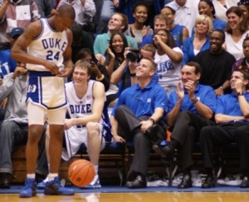 "Duke's ""Countdown to Craziness"" isn't short on entertainment. (bluedevilnation.net)"