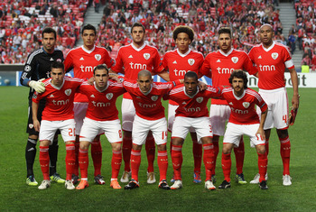 Benfica reached the quarterfinals last season, will they repeat?