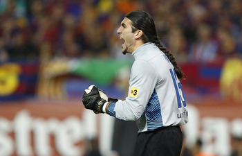 Pinto should see some time in goal against Benfica in the group closing match..