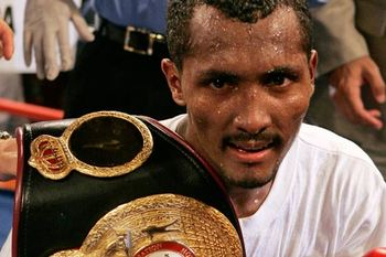 Moreno has held the WBA bantamweight title since 2008.