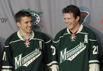 The Wild made a splash signing two of the best free agents on the market. We are still apparently riding those waves months later.