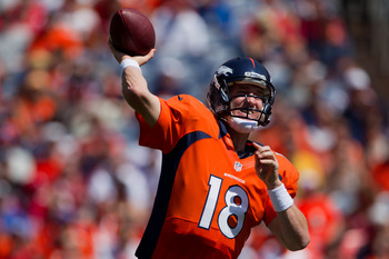 Peyton will be back to All-Pro form. He's simply a machine.