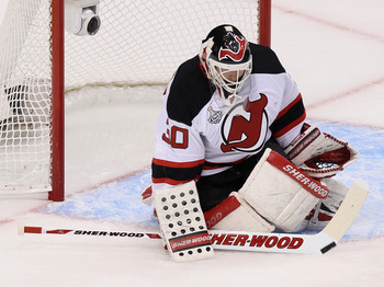 How much longer will Brodeur be able to be a decent starter?
